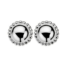 Najo Sterling Silver Mariachis Stud Earrings