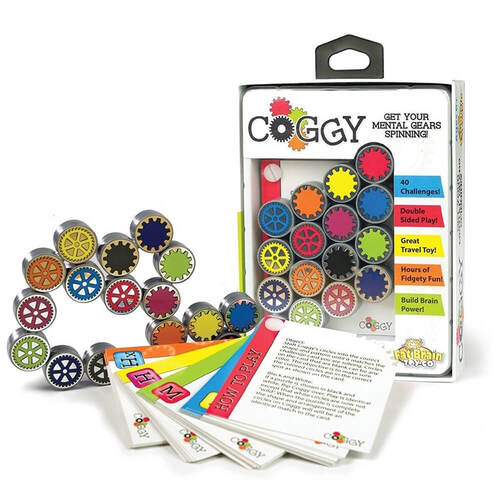 Fat Brain Coggy Puzzle