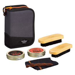 Gentlemans Hardware Shoe Shine  Kit