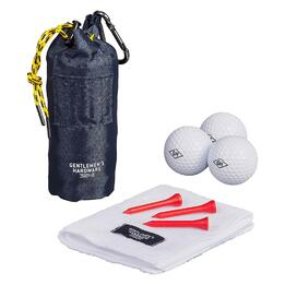Golfer's Accessories Set By Gentlemen's Hardware