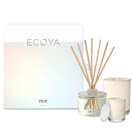 Ecoya Sweet Pea & Jasmine Large Gift Set