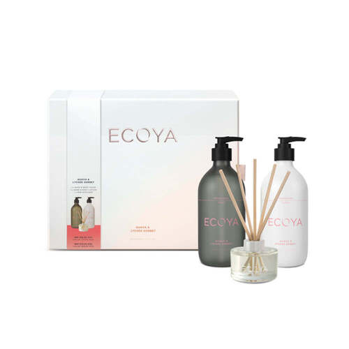 The Essentials Gift Set By Ecoya