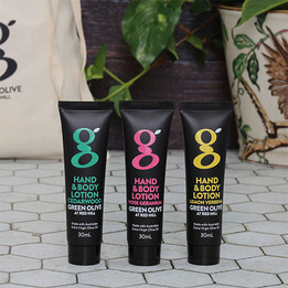 Nourishing Lotion Trio