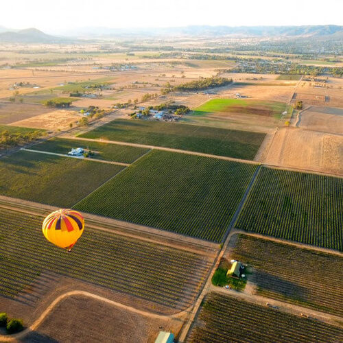 Mudgee Hot Air Ballooning Adult, NSW