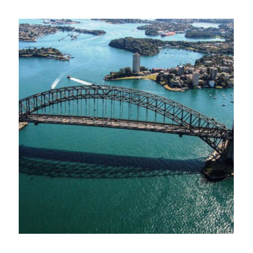 Private Scenic Helicopter Tour For 2, SYD