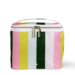 Kate Spade Stripe Lunch Tote