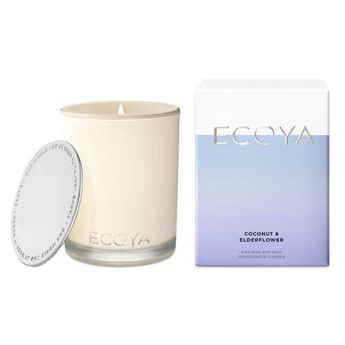 Ecoya Coconut & Elderflower Madison Candle