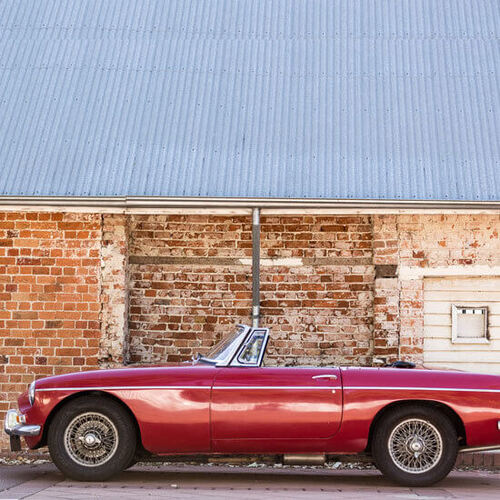MGB Convertible Day Hire, SYD|GC|PER|MELB|ADL