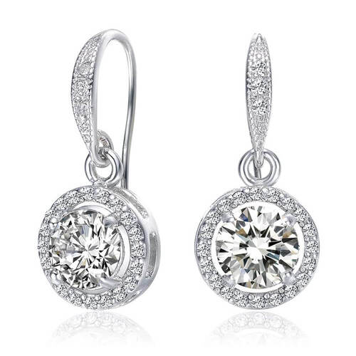 Liberty Earrings with Crystals From Swarovski®