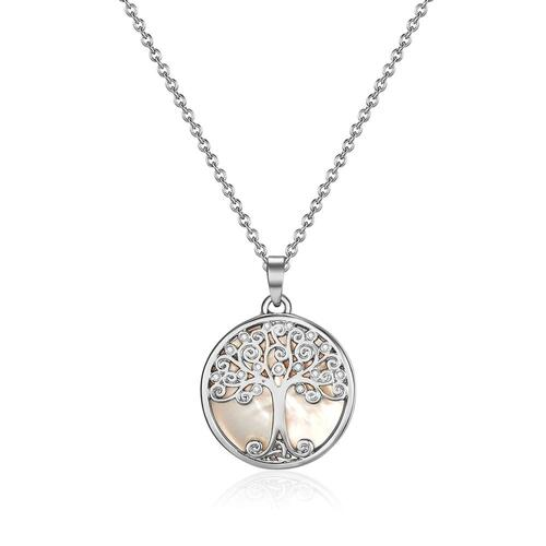 Willow Tree of Life Necklace with Crystals From Swarovski®