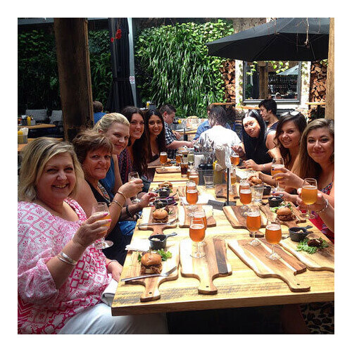 Beer Walking Tour With Food Matching For 2 | NSW