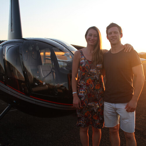 Heli & Picnic Escape For 2, NSW