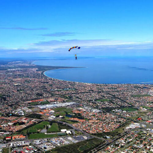 Rockingham Skydive, WA