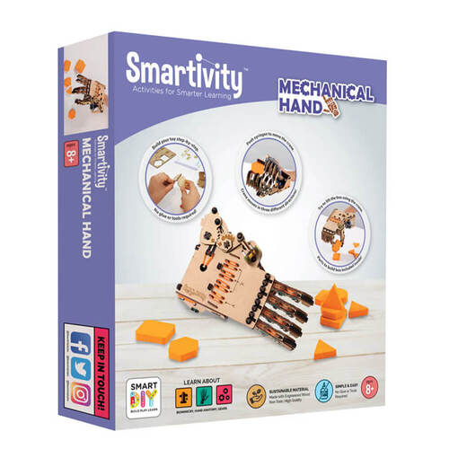Mechanical Hand By Smartivity