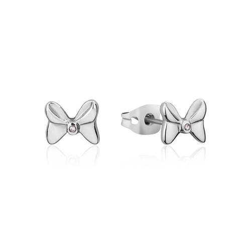 Minnie Mouse Bow Studs By Disney Couture