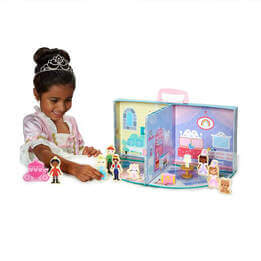 Princess Castle Toy Play Set By FAO Schwarz
