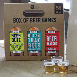 Talking Tables Beer Craft Game