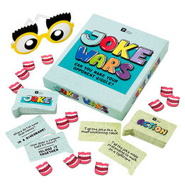 Joke Wars Novelty Game