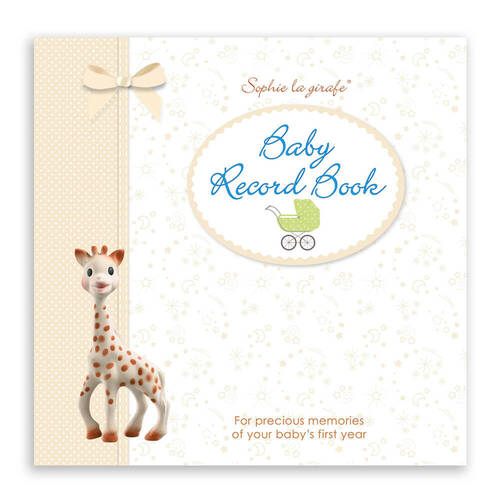 Sophie's Baby Record Book