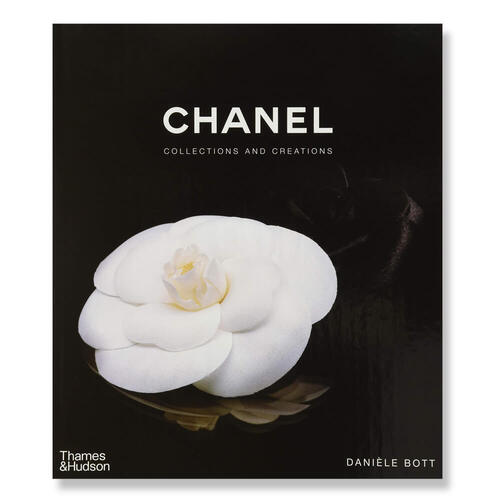 Chanel: Collections & Creations Hardcover Book