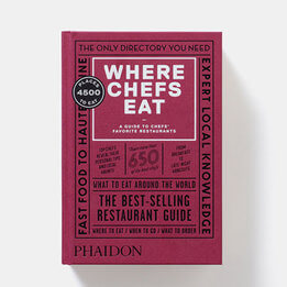 Where Chefs Eat, A Restaurant Guide