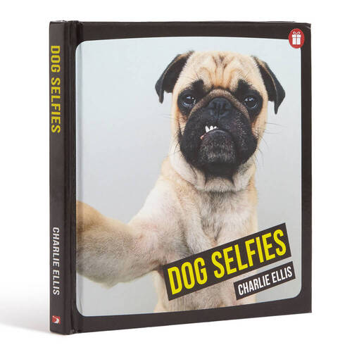 Dog Selfies Book