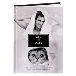 Men & Cats Book