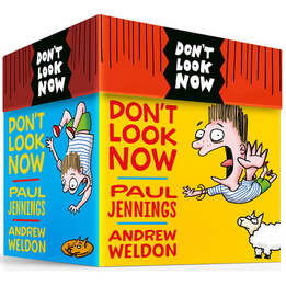 Don't Look Now! Book Set