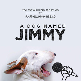 A Dog Named Jimmy Picture Book