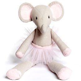 Emme the Elephant Doll