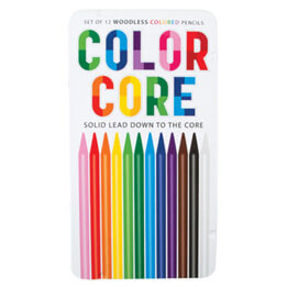 Woodless Colour Pencils Set of 12