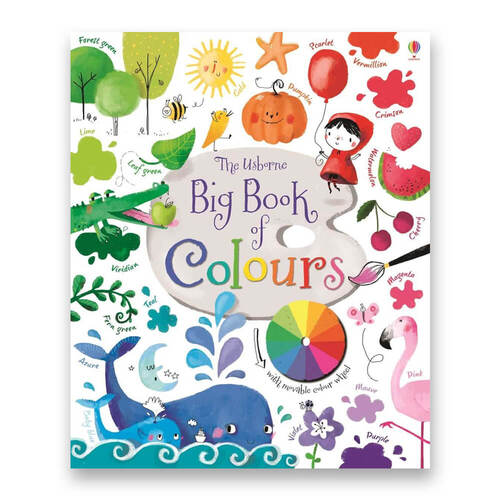 Big Book of Colours