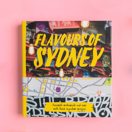 Flavours of Sydney Book