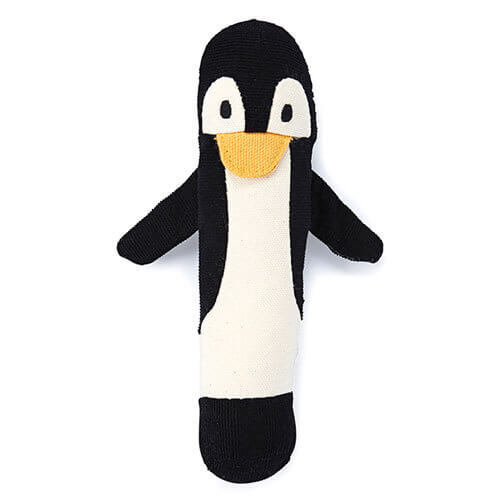 Pia the Penguin Baby Rattle