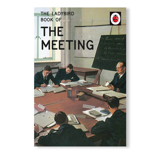 Ladybird Book of the Meeting Hardcover