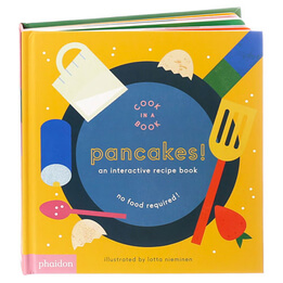 Pancakes! Board Book