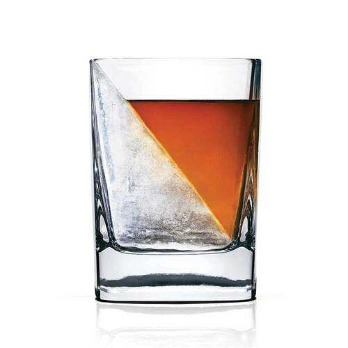 Whiskey Ice Wedge Set