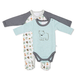 Marquise Woodland Bodysuit & Growsuit