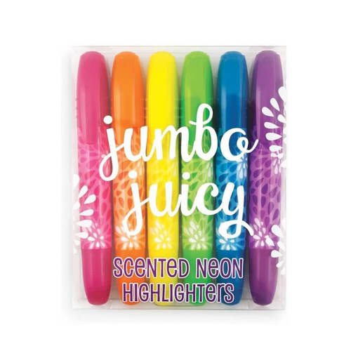 Jumbo Juicy Scented Hi-Liters