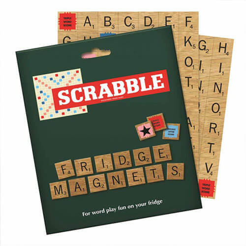 Scrabble Fridge Magnets