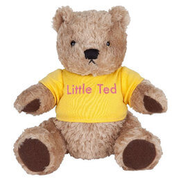 Little Ted Beanie Plush