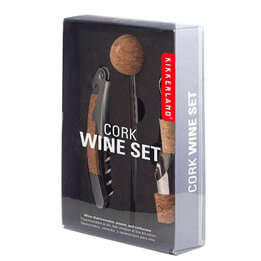 Cork Wine Set