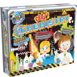 Crazy Chemistry MEGA Kit