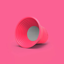 Kakkoii Splash Waterproof Wireless Rose Speaker
