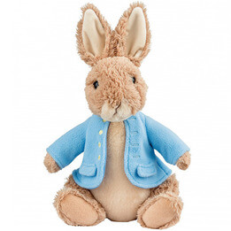 Beatrix Potter Peter Rabbit Large Plush