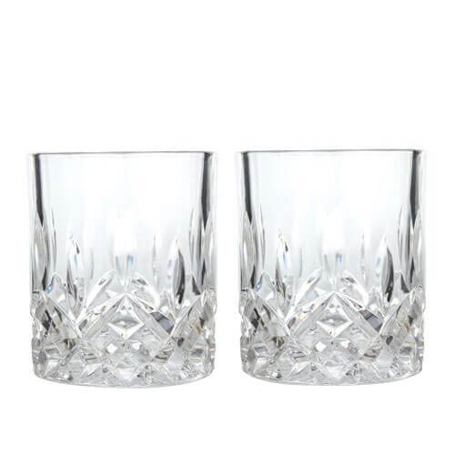 Crystal Liquor Glass Set