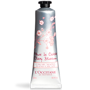 L'Occitane Cherry Blossom Hand & Nail Cream 30ml
