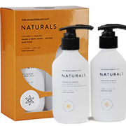 The Aromatherapy Co Naturals Orange & Jasmine Set