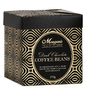 Morgan's Dark Chocolate Coffee Beans 175g