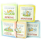 Guess How Much I Love You Gift Set of 4 Books